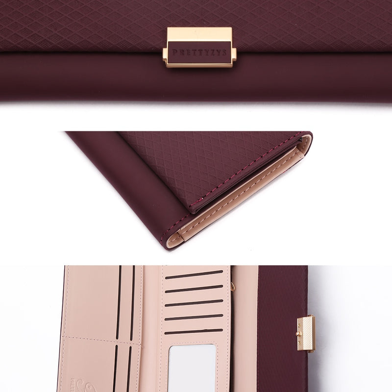 Women's Zipper Wallet