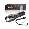 Image of Tactical 5 Mode 1200 Lumens  Led Waterproof Flashlight