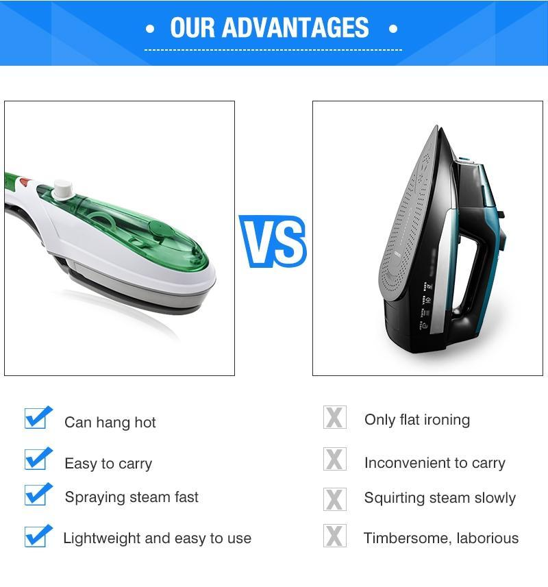Portable Handheld Clothes Steamer