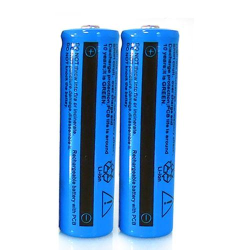 5000mAH Rechargeable Blue Li-ion Battery