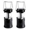 Image of Military Tough Tac Light Collapsible LED Tactical Lantern For Hiking Camping Home Power Outages or Other Emergencies - Get 2 for Only $19.95
