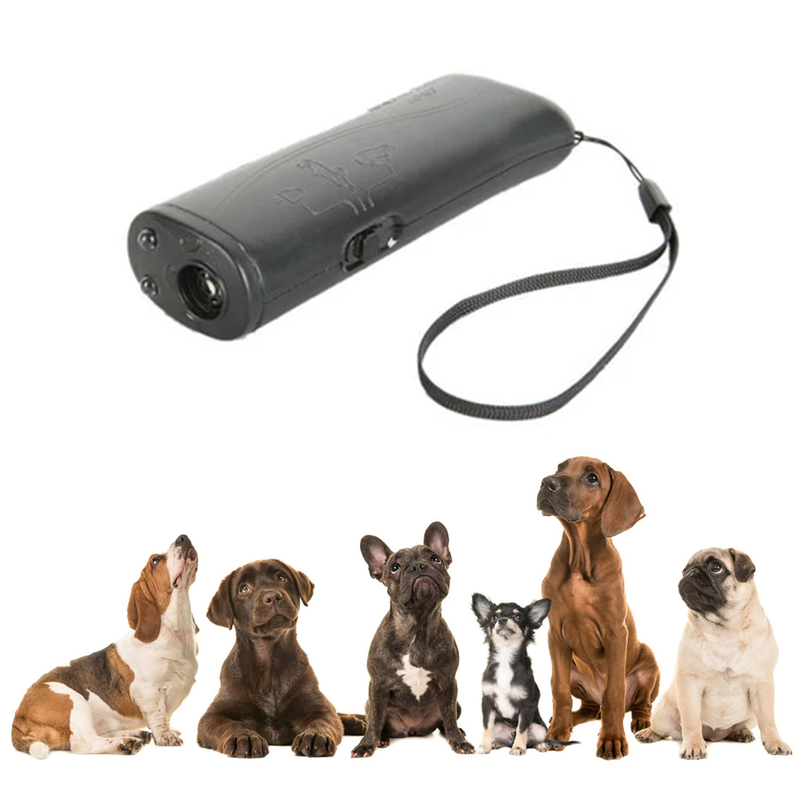 GoodDogz™ No Bark Ultrasonic No Collar Trainer