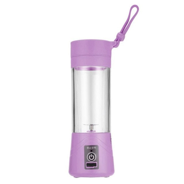 Portable Rechargeable Blender Smoothie Mixer