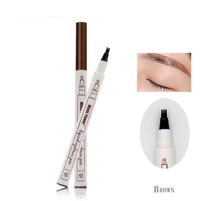 Microblading Inspired Tattoo Eyebrow Ink Pen