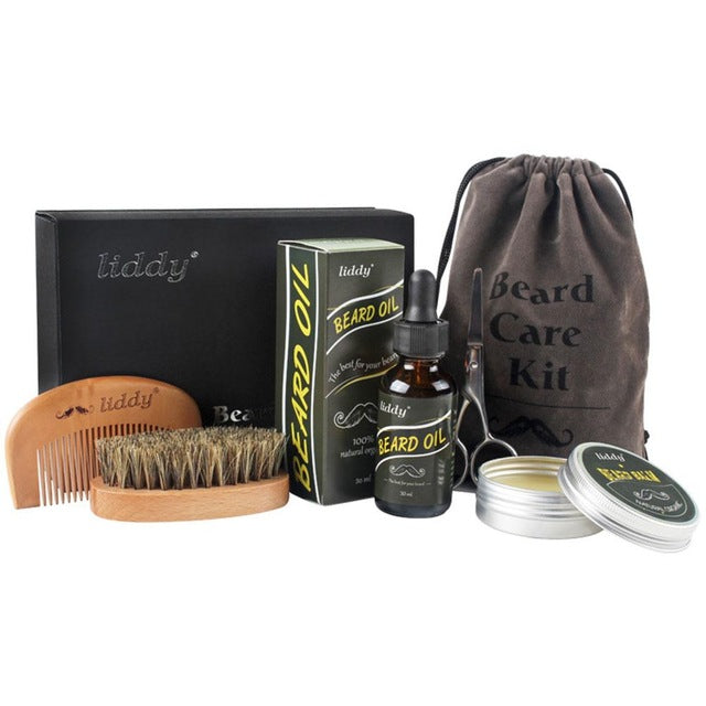 Men's Beard Beauty Gift Set