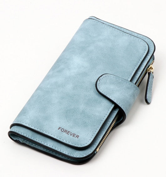 PU Leather Women Wallet