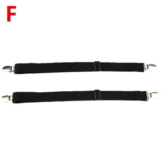 Adjustable Shirt Stay Suspenders