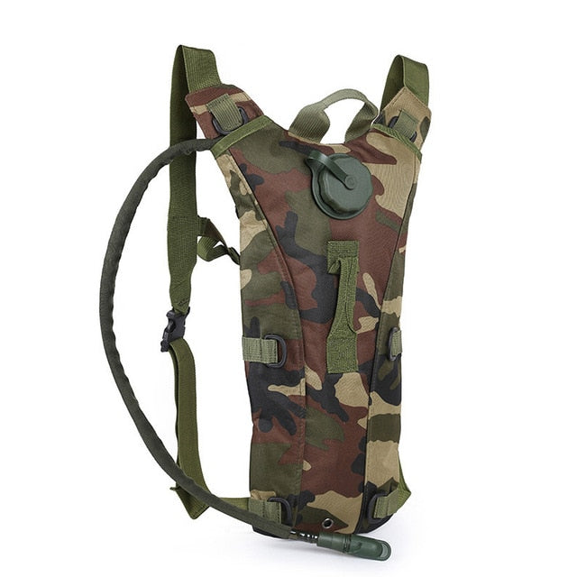 3L Military Tactical Hydration Backpack