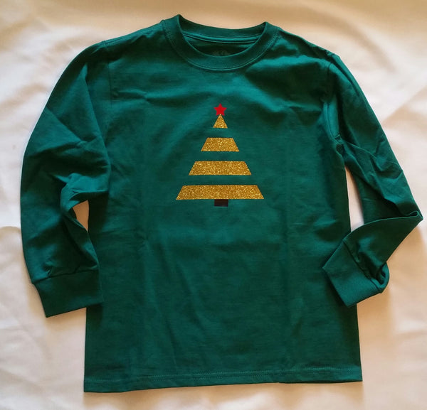 Toddler Christmas Tree T-Shirt - Christmas Shirt