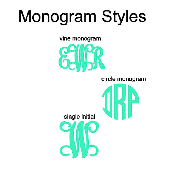 Monogram SIC Cup -- Seriously Ice Cold Cup