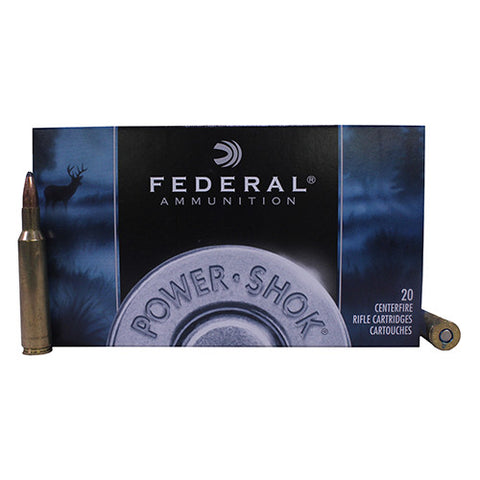6mm Rem 100gr SP Power-Shock /20