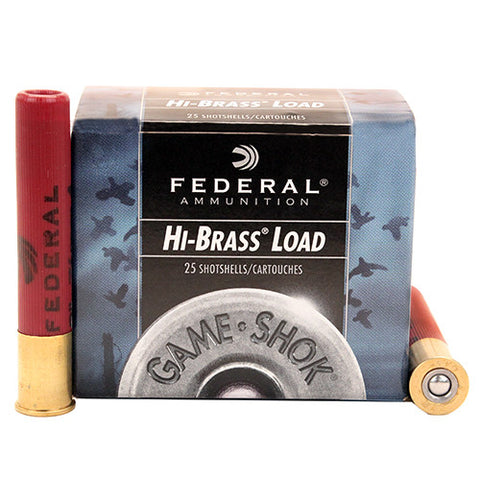 "Lead Hi-Brass 410ga. 3"" 4-Shot"