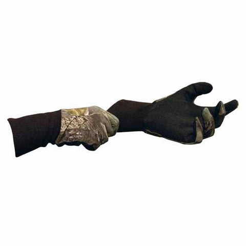 Cotton Gloves w/Sure Grip MONBU