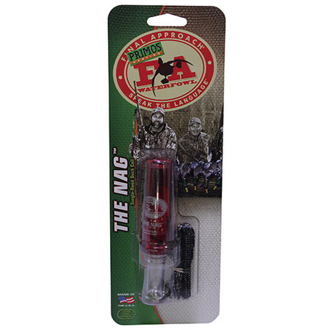The Nag - Single Reed Duck Call