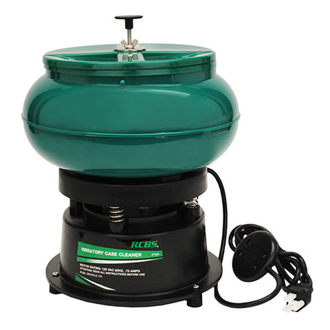 Vibratory Case Cleaner-2 120 VAC