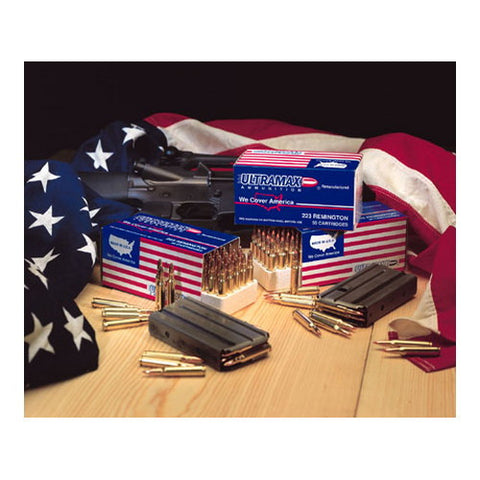 223Rem 68Gr. Match-Remanufactured