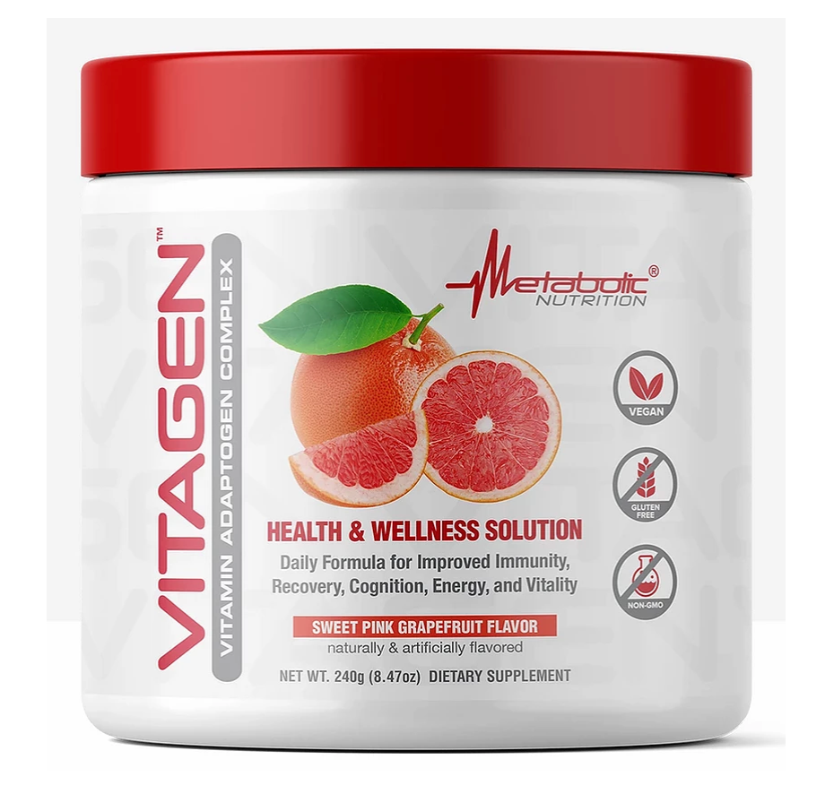 Metabolic Nutrition Vitagen 30 Servings Multi Vitamin Powder