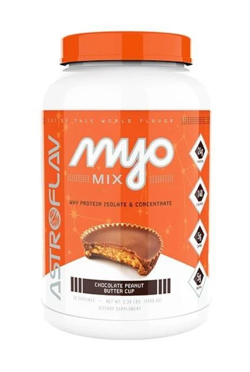 ASTROFLAV MyoMix - Whey Protein Isolate & Concentrate