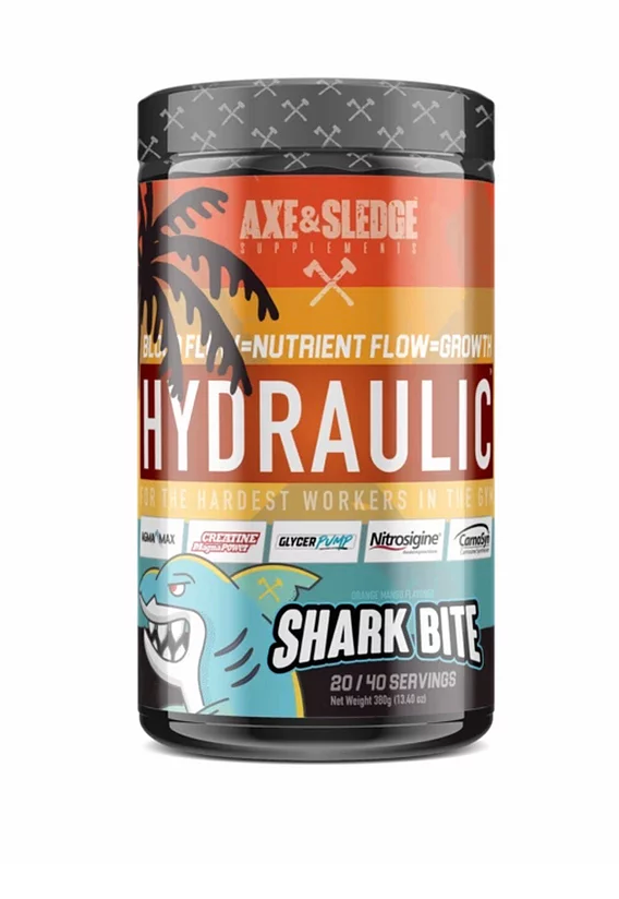 Axe & Sledge Supplements Hydraulic