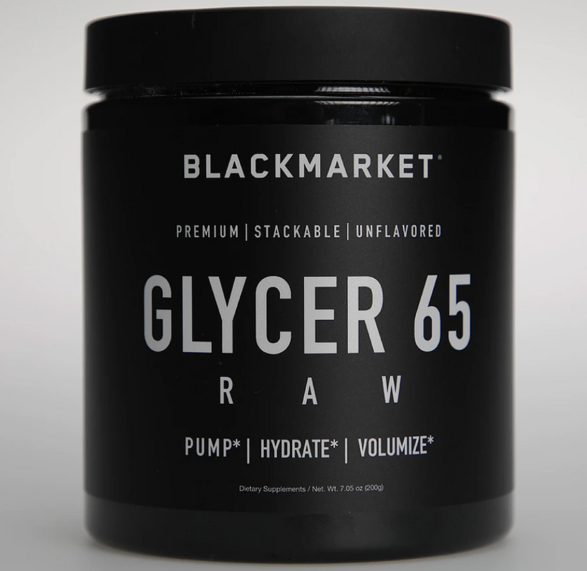 Blackmarket Labs Raw Glycer65