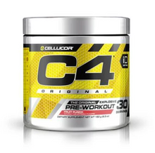 Load image into Gallery viewer, CELLUCOR C4 ORIGINAL PRE-WORKOUT, 30 SERVINGS