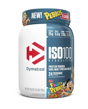 Load image into Gallery viewer, Dymatize ISO100 Hydrolyzed Whey Protein Isolate 1.6lbs