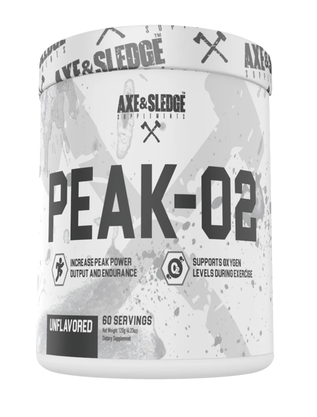 AXE & SLEDGE PEAK O2