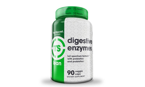 TOP SECRET - Digestive Enzymes