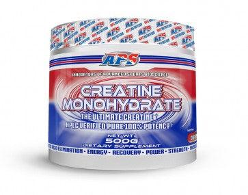 APS Nutrition - Creatine Monohydrate