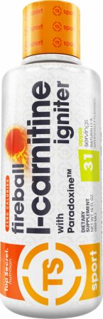 TOP SECRET NUTRITION - FIREBALL L-CARNITINE IGNITER