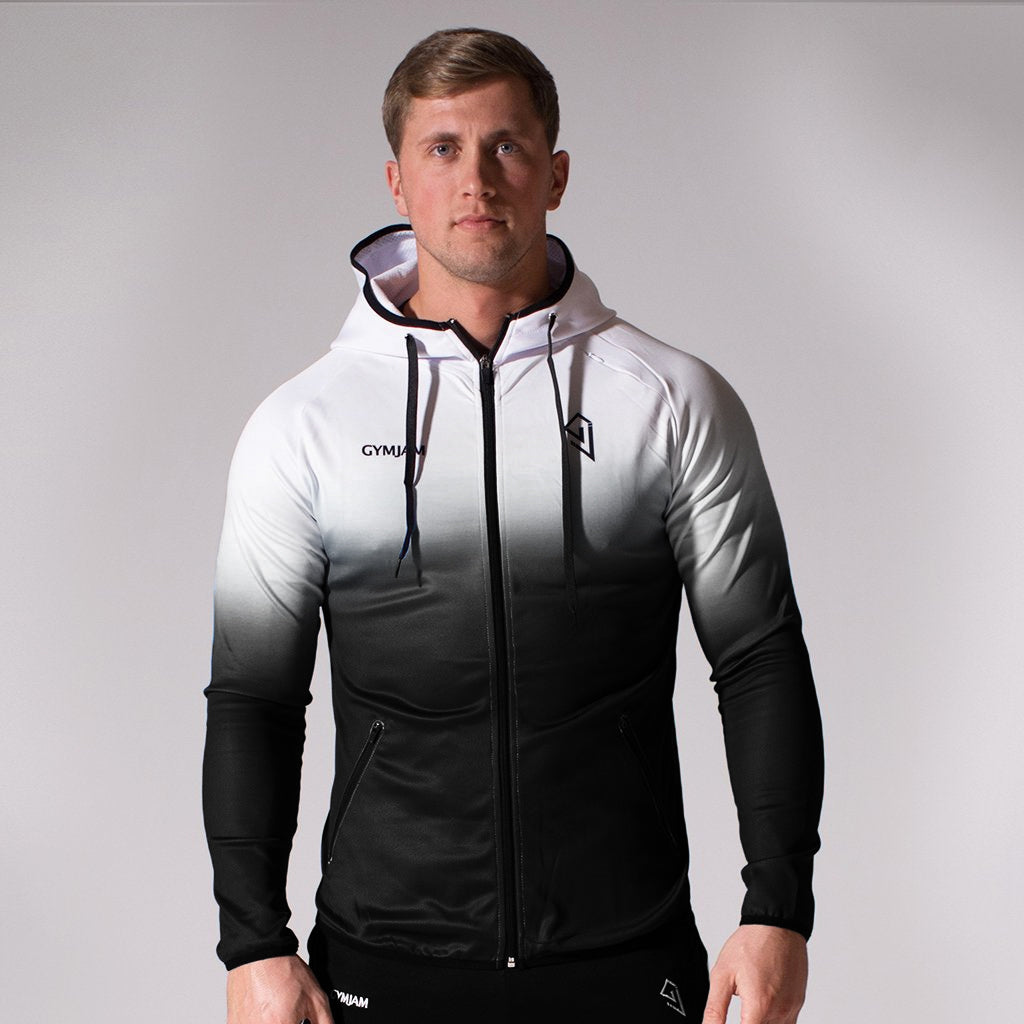 GymJam Fine-fit Fade Hoodie