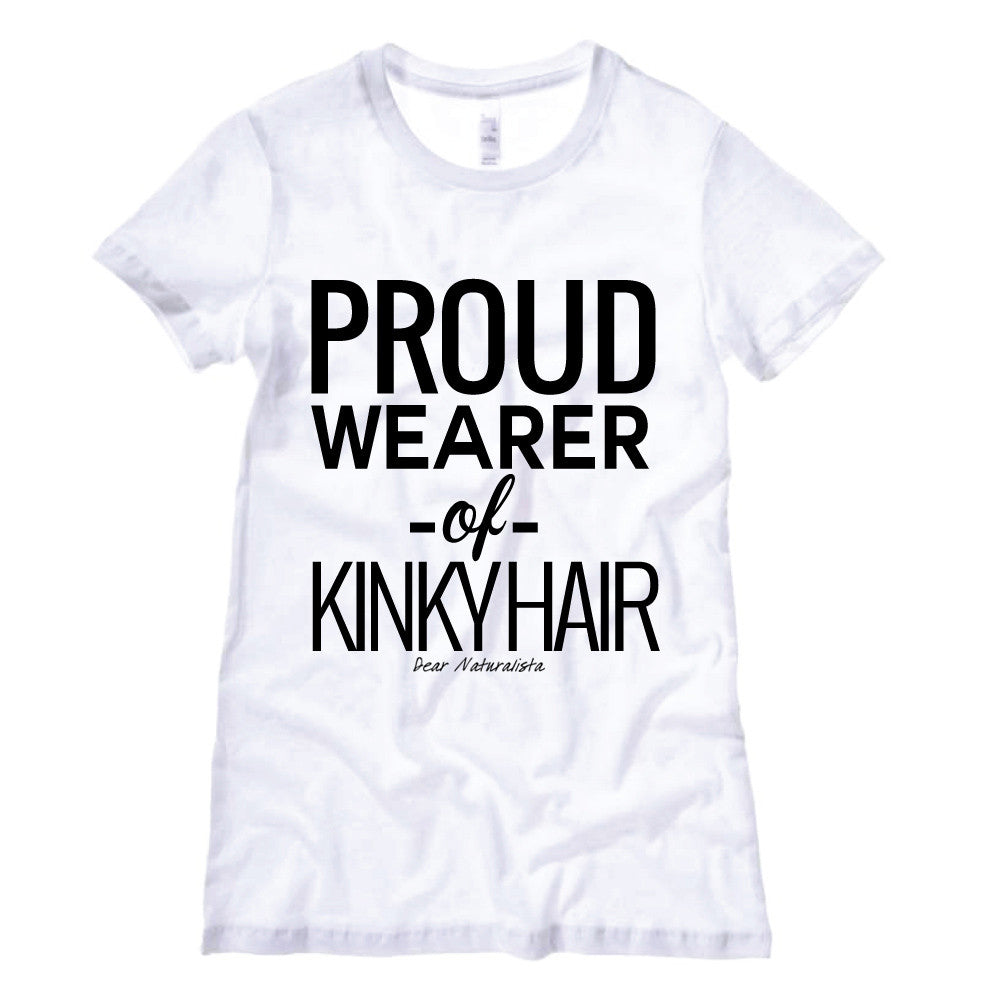 Women's Proud Kinky T-shirt
