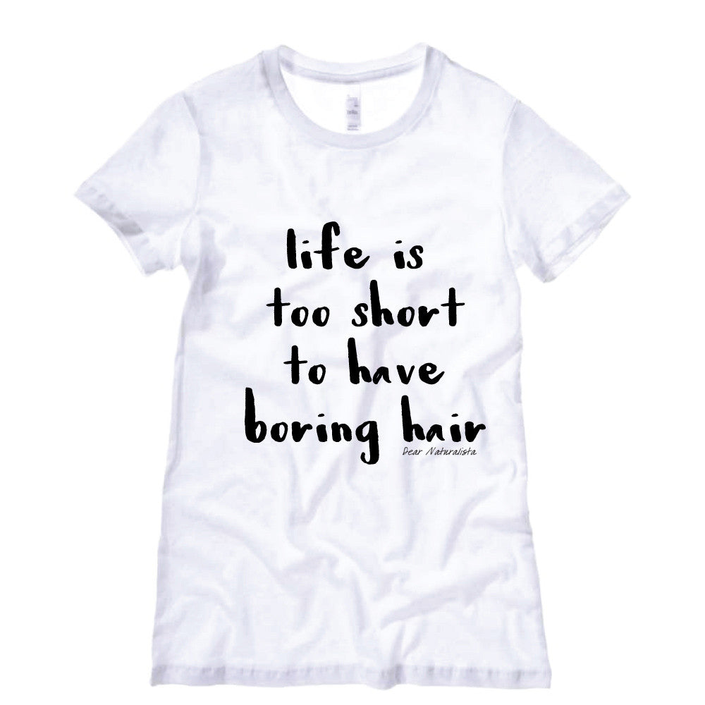 Women's Life Is Short T-Shirt