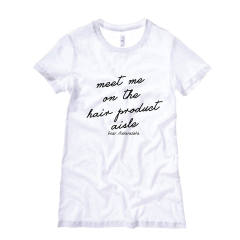 Women's Product Junkie T-Shirt-white