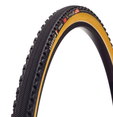 Challenge Chicane Pro Cyclocross Tubular Tire - RideCX cyclocross store