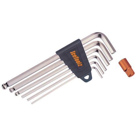 IceToolz Hex Key Allen Wrench Set - RideCX cyclocross store