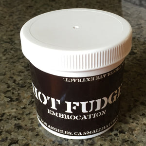 Small Batch Hot Fudge Embrocation - RideCX cyclocross store