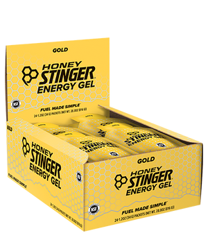 Honey Stinger Energy Gel Box of 24