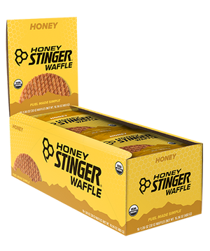 Honey Stinger Waffles, Box of 16
