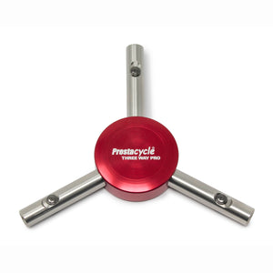"Prestacycle Professional Three Way ""Y"" Bits Tool"