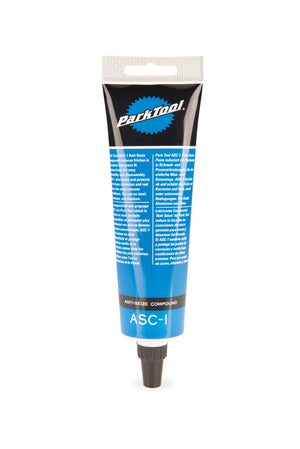 Park Tool ASC-1 Anti-Seize, 4oz tube - RideCX cyclocross store