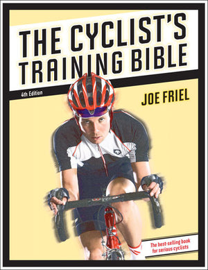 The Cyclist's Training Bible Book - RideCX cyclocross store