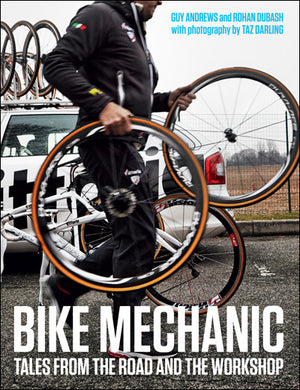 Bike Mechanic: Tales from the Road and the Workshop book - RideCX cyclocross store