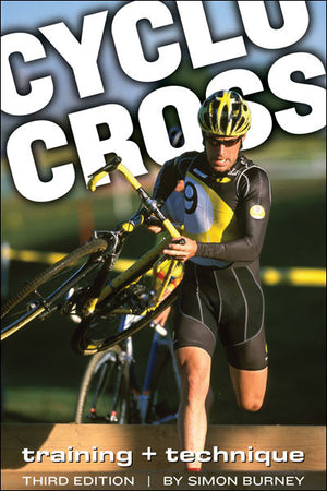 Cyclocross Training and Technique, 3rd Edition Book - RideCX cyclocross store