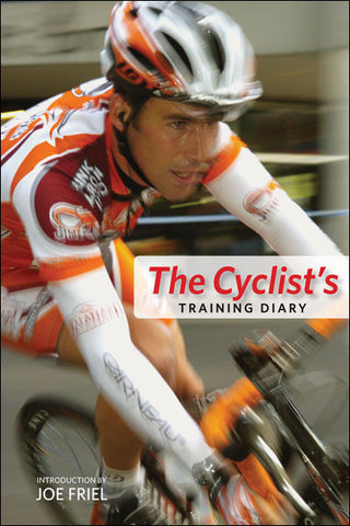 The Cyclist's Training Diary Book - RideCX