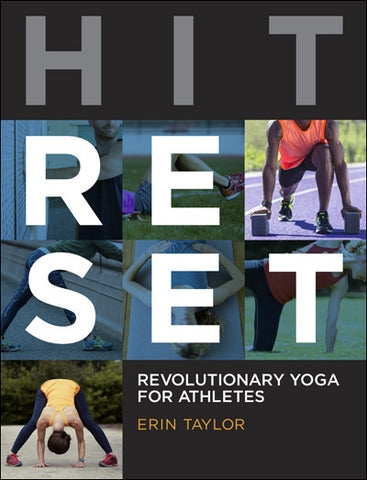 Hit Reset Book by Erin Taylor - RideCX