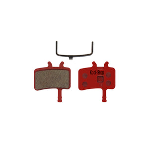 Kool-Stop KS-D270 Brake Pads for Avid BB7, Juicy 3/5/7, Metallic - RideCX cyclocross store