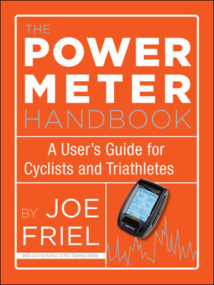 The Power Meter Handbook by Joe Friel - RideCX cyclocross store