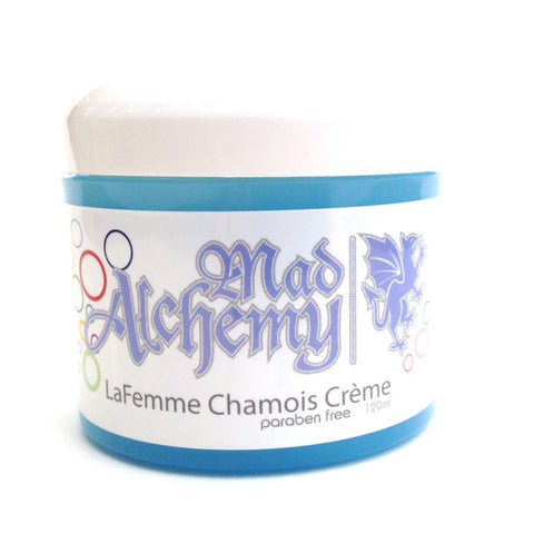 Mad Alchemy LeFemme Chamois Cream - RideCX cyclocross store