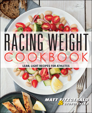 Racing Weight Cookbook - RideCX cyclocross store
